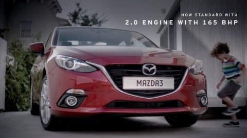 MAZDA  – All Included – toy car