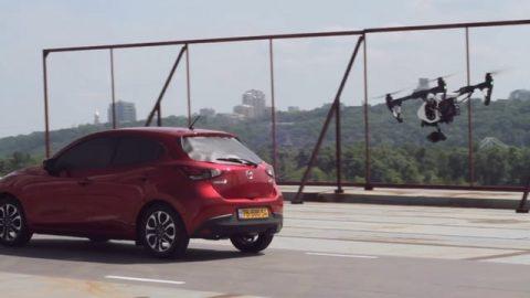 Mazda prepare to be amazed – making-of